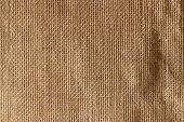 Light Natural Linen Texture As Background.