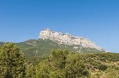 Puertolas Peak At Huesca, Spain