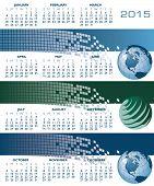 2015 Web Banner Calendar