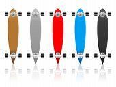 Longboard Set