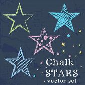 Stars chalk