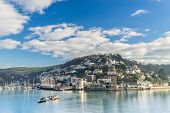 foto of dartmouth  - Looking across the River Dart to Kingswear - JPG
