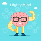 picture of organ  - Mighty mind concept - JPG
