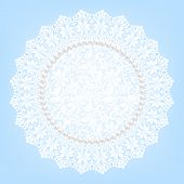 pic of doilies  - Template for wedding - JPG