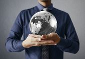 stock photo of planet earth  - Globe  - JPG
