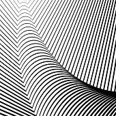 foto of distort  - Design convex textured background - JPG