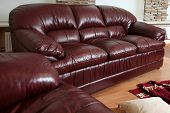 Brown Leather Furniture