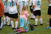 Soccer Team Role Models