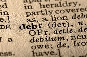 The Word Debt