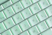 Laptop Keys poster