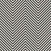 striped poster