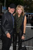 LOS ANGELES - JUN 8:  Steven Spielberg, Kate Capshaw arriving at the