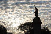 Sunrise In Quebec City