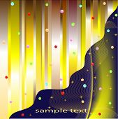 Abstract Colorful Line Background2.eps