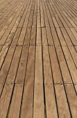 Pier decking