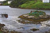 Ilha Burgeo, terra nova