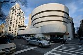 The Solomon R. Guggenheim Museum Of Modern And Contemporary Art