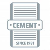 cement poster