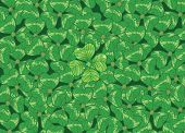 Vector background for St. Patrick's Days