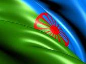 Romani Flag
