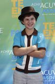 LOS ANGELES - AUG 7: Nolan Gould arrives at the 2011 Teen Choice Awards held at Gibson Amphitheatre