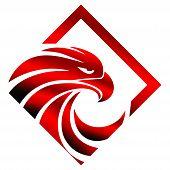 Eagle Icon, Eagle Design Vector, Luxury Eagle, Eagle Icon Picture, Eagle Icon Vector, Eagle Falcon,  poster