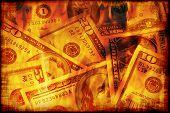 Us Money Burning