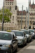 Taxi Cabs In Budapest