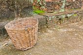 An Abandoned Basket