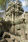 Ruins of Ta Prohm Temple, Cambodia