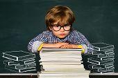 Elementary School. Education. Back To School. Schoolkid Or Preschooler Getting Bullied In School. Sc poster