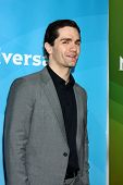 LOS ANGELES - JAN 7:  Sam Witwer attends the NBCUniversal 2013 TCA Winter Press Tour at Langham Hunt