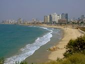 Tel Aviv Shoreline