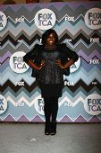 PASADENA, CA - JAN 8:  Alex Newell attends the FOX TV 2013 TCA Winter Press Tour at Langham Huntingt