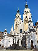 Cathedral Of Brixen / Bressanone