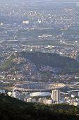 Rio De Janeiro Soccer Stadium