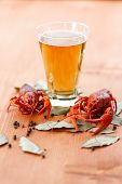 Boiled Crawfish With Beer