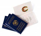 four belarusian passports