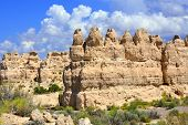 Desert Sandstone Vista