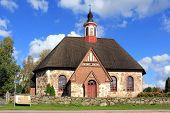 Historic Renko Church, Finland