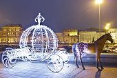 Christmas Decoration, Moscow