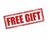 Free Gift-stamp