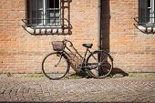 picture of ferrara  - Italian old - JPG