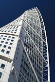 Detail of the Turning Torso