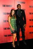 NEW YORK-SEP 10: NBA player Amar'e Stoudemire and wife Alexis attend