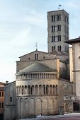 Arezzo St. Maria Church