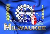 Flag Of Milwaukee
