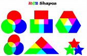 Rgb Shapes