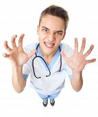 Crazy Young Doctor