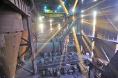 Interior Steel Plant